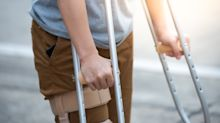 Lawsuit claims woman was fired from her job because she needed to use crutches