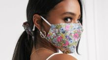Where to buy stylish face masks: 15 reusable masks available online now