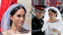 你知道梅根Meghan Markle婚禮上戴的皇冠來頭有多厲害?