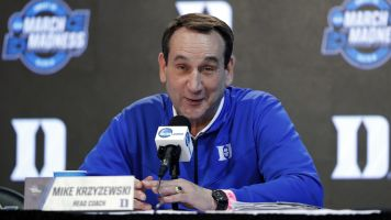 Coach K shows what trial means to hoops' elite