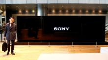 Sony sees profit nearing 20-year-old record with 73 percent jump this year