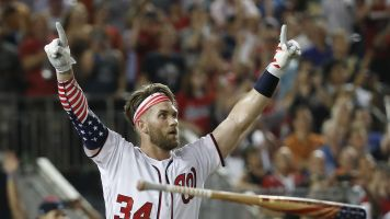 Bryce Harper cost the Nationals a lot of money after Home Run Derby promotion backfires