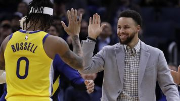 Steph plotting early March return to Warriors