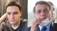 """Felipe Neto defende Bolsonaro e critica quem """"torce pelo coronavírus"""""""