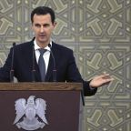 Assad: Only the state can protect groups in northern Syria