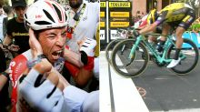 'Can't believe it': Aussie makes Tour de France history with incredible stage win