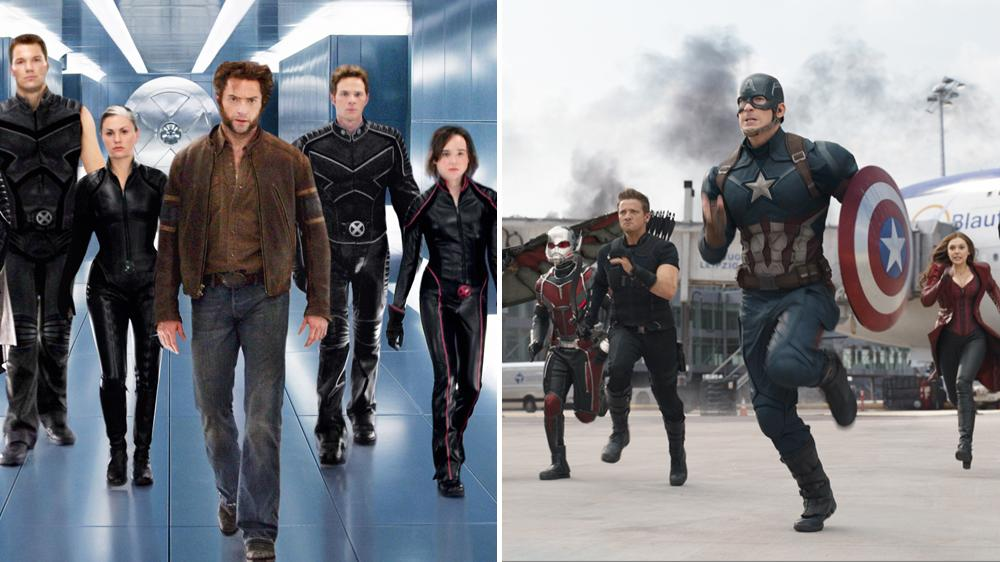 Fantastic Four X Men Can Team With Avengers Thanks To Fox