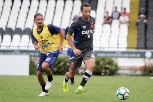 Vasco vence jogo-treino contra o Sampaio Corrêa em São Januário