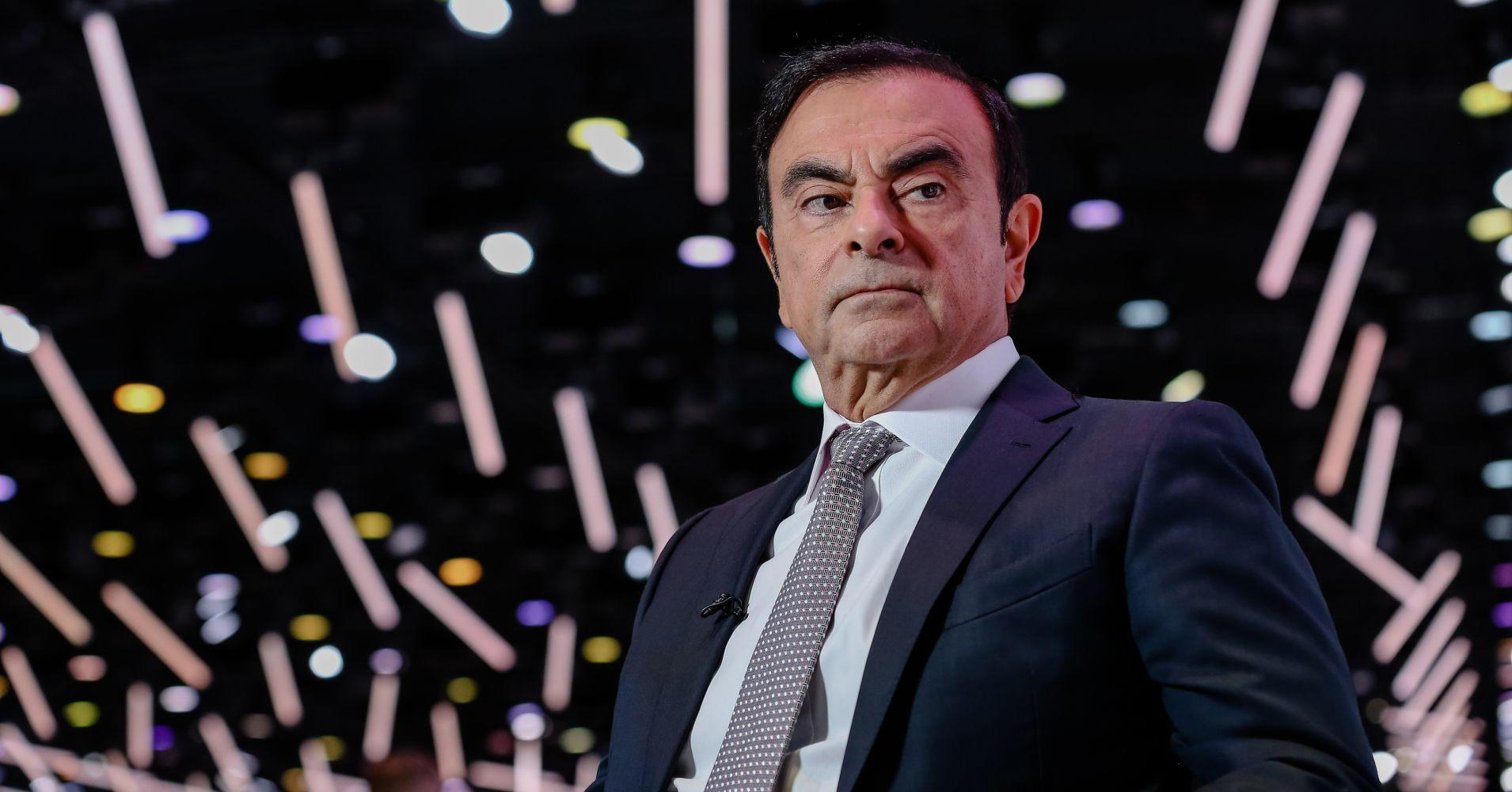 Nissan reportedly wants to keep former Chairman Ghosn and his family away from his safe in Brazil
