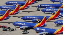 Southwest reaches partial compensation agreement with Boeing for MAX damages