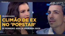 Climão! Di Ferrero avalia Mariana Rios no 'Popstar'