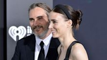 Rooney Mara and Joaquin Phoenix 'welcome baby son called River'