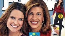 Hoda Kotb and Savannah Guthrie are the 'Today' show's new anchor team