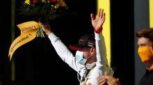 Finalmente Hirschi! E,na etapa 13 do Tour de France, é 100% fuga de novo!
