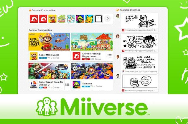 Nintendo revamps Miiverse site with more social features