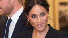Meghan Markle gives first major interview since joining royal family