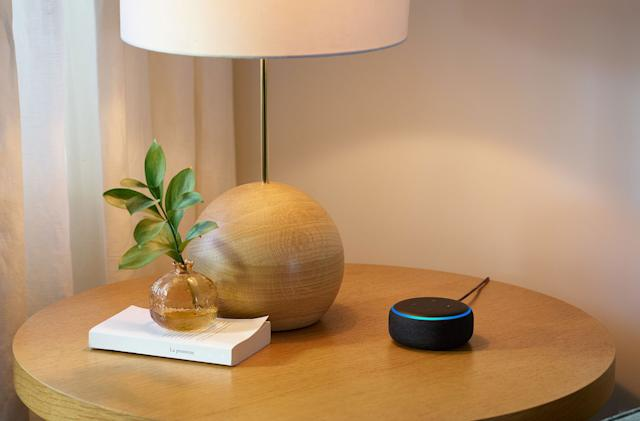 Get an Echo Dot plus two months of Amazon Music Unlimited for $21