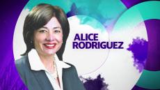 Yahoo Finance Presents: Hispanic Stars - Alice Rodriguez