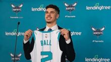 Hornets re-sign Biyombo; sign Ball and 3 other draft picks