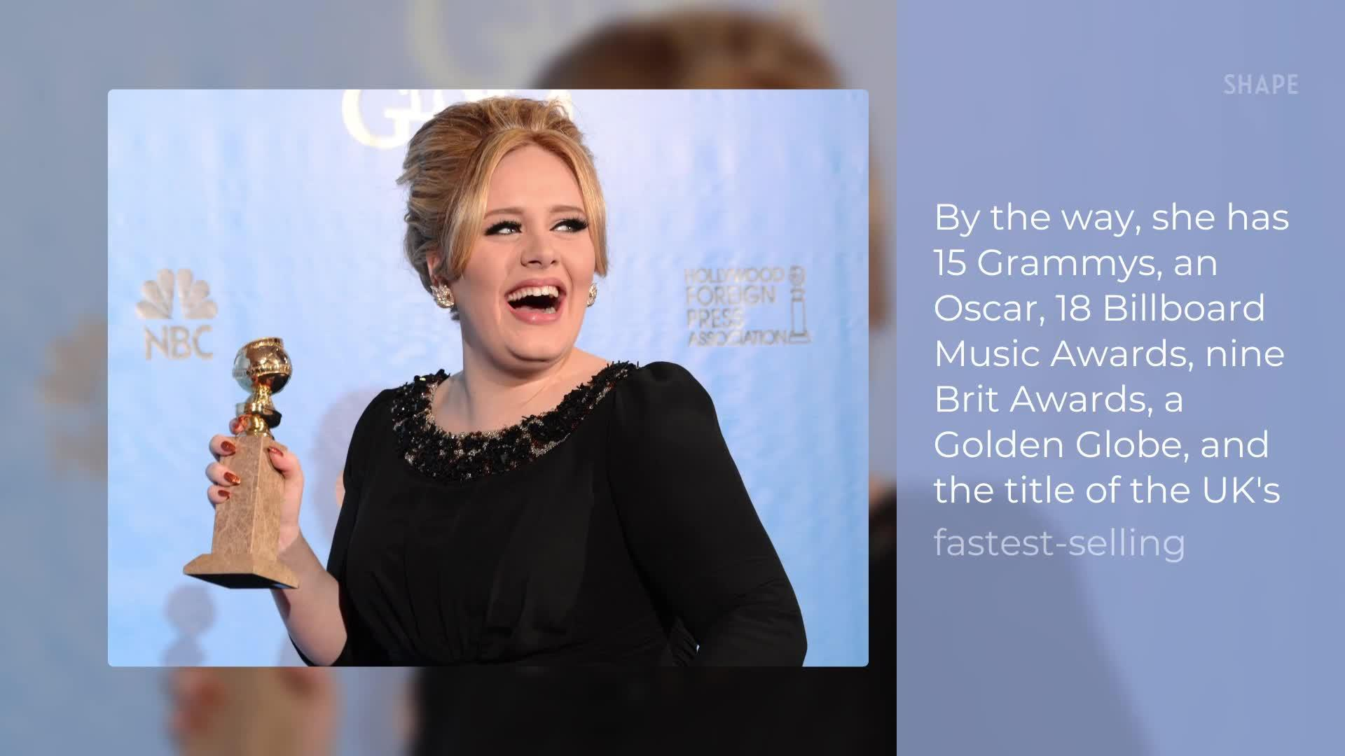 People Are Heated About the Headlines Celebrating Adele's ...