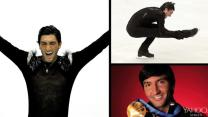 NBA legend inspired Evan Lysacek to pursue his Olympic dreams
