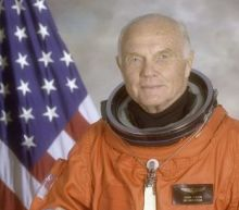 John Glenn, first American to orbit Earth, dies at 95