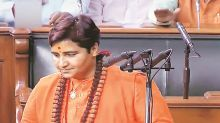 Pragya's privilege complaint against Rahul Gandhi sent to panel