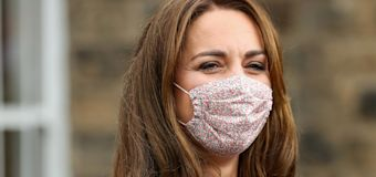 Shop the Duchess of Cambridge's £15 face mask