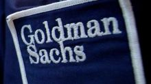 Goldman results top Wall Street view on smaller drop in bond trading