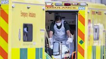 Flu deaths fall as ONS says many who were vulnerable may have died in first Covid wave