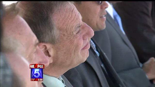 Filner Refuses To Talk About Sexual Harrassment Allegations