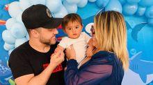 Marília Mendonça comemora 8 meses do filho ao lado do ex