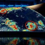 Gulf Coast and Atlantic Coast dealing with triple threat