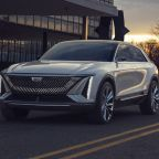 Cadillac Just Unveiled the All-Electric Lyriq SUV. Here's Everything We Know So Far.
