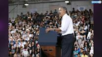 Obama Visits Florida Ahead Of Bellwether Special Election
