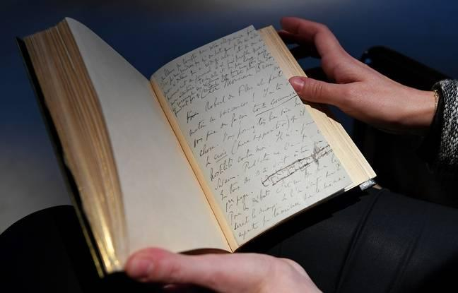 La BnF acquiert un exemplaire rare «Du côté de chez Swann» de Proust grâce à des dons