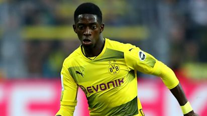Dortmund chief SLAMS Barca's Dembele claims