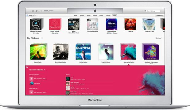 iTunes Radio now rolling out in iTunes 11.1 update, brings Spotify-like streaming to the desktop