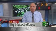 Cramer: Why investors can trust that Nvidia's stock is bottoming