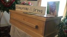 FOTOS   El último adiós a la familia mormona asesinada