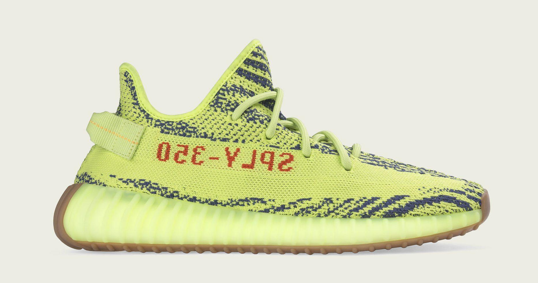 80ca9f01086 One of the Most In-Demand Adidas Yeezy Boost 350 V2s Is Returning Next Week