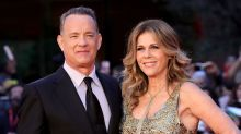 Tom Hanks and Rita Wilson Couldn't Have Been Any Cuter at the Rome Film Festival