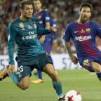 How to Watch Real Madrid vs. Barcelona: Super Cup Live Stream, Game Time, TV Channel