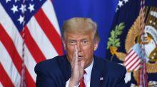 Trump pede que seus eleitores votem duas vezes na eleição presidencial de novembro