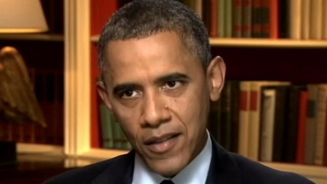 Obama Responds to Critics of Syrian Strategy