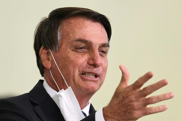 Brazil's Bolsonaro to undergo surgery for kidney stone
