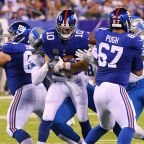 Eli Manning sacked five times by Lions in 24-10 loss; drop to 0-2