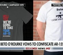 Beto O'Rourke vows to confiscate AR-15s, AK-47s