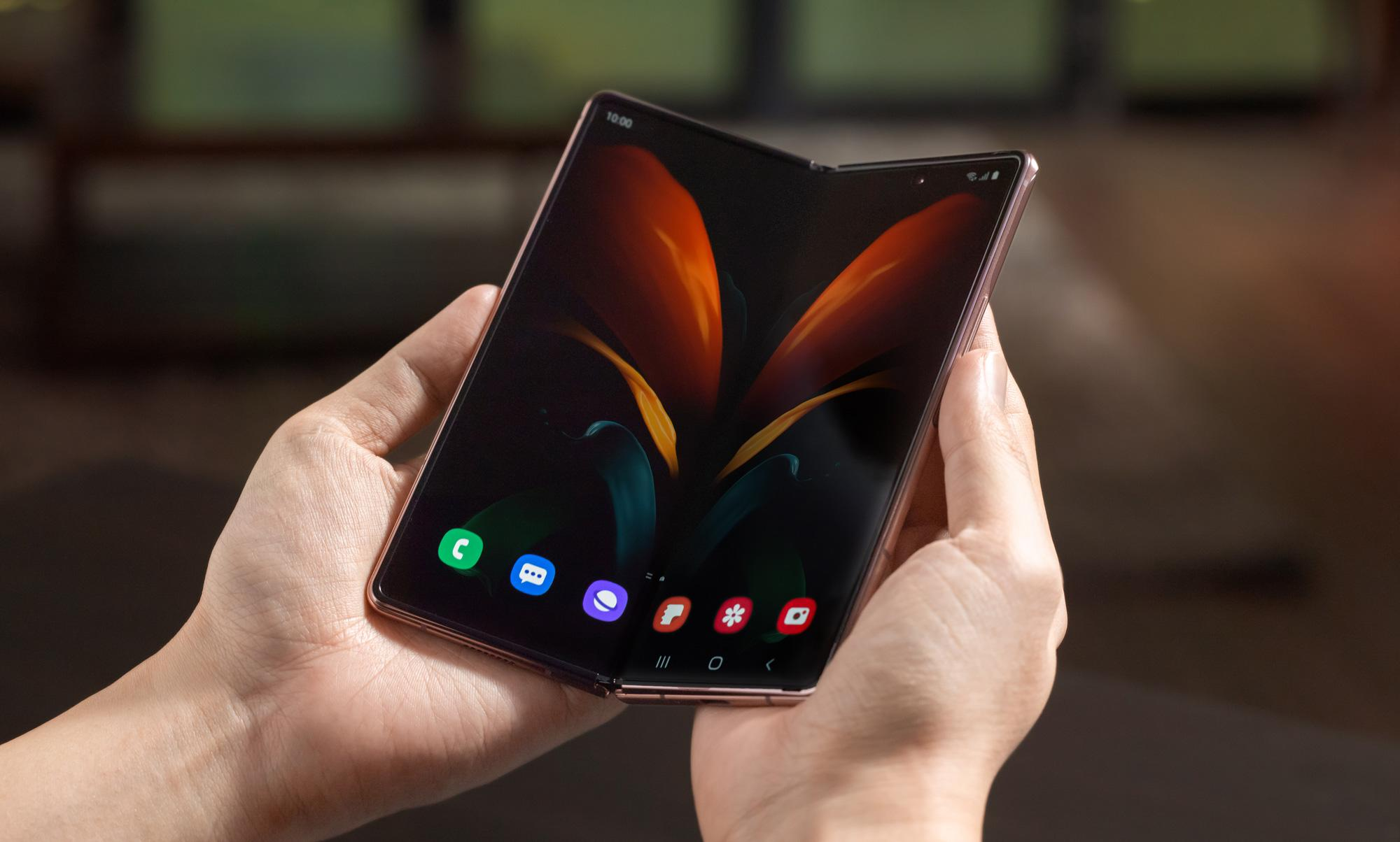 Watch us unbox Samsung's new Galaxy Z Fold 2 live at 4PM ET – Yahoo Finance Australia