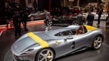 The Ferrari Monza SP1 is a beautiful homage to a classic racer